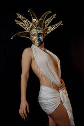 White Goddess by totemtabu
