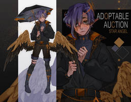 [OPEN] AUCTION Adoptable by Kuro-4