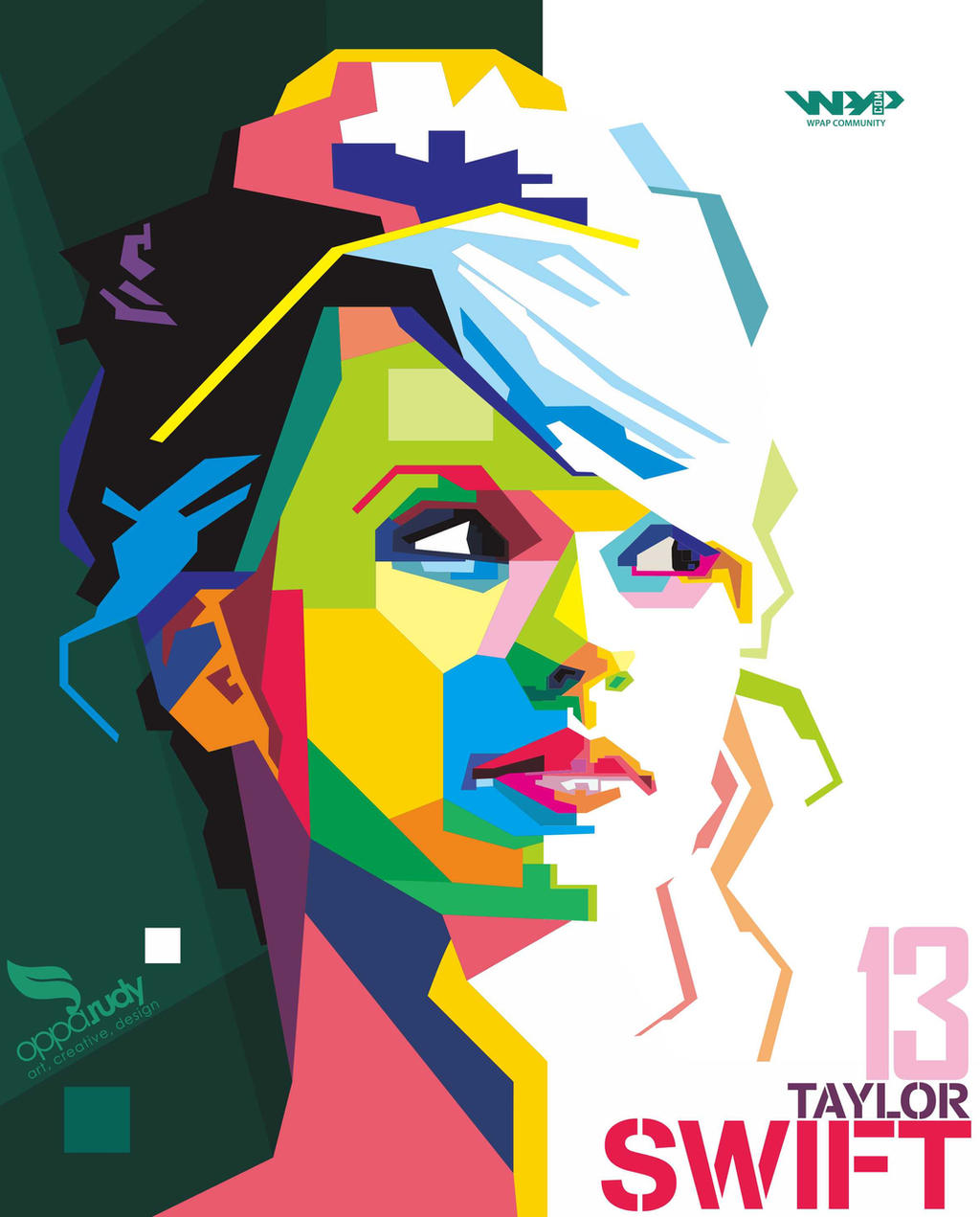 TAYLOR SWIFT WPAP 1 by opparudy