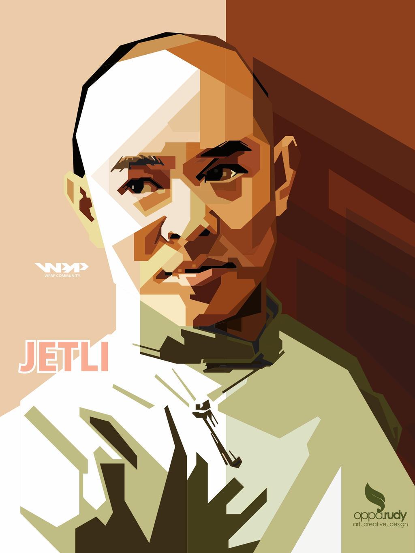 Jetli skintone WPAP by opparudy