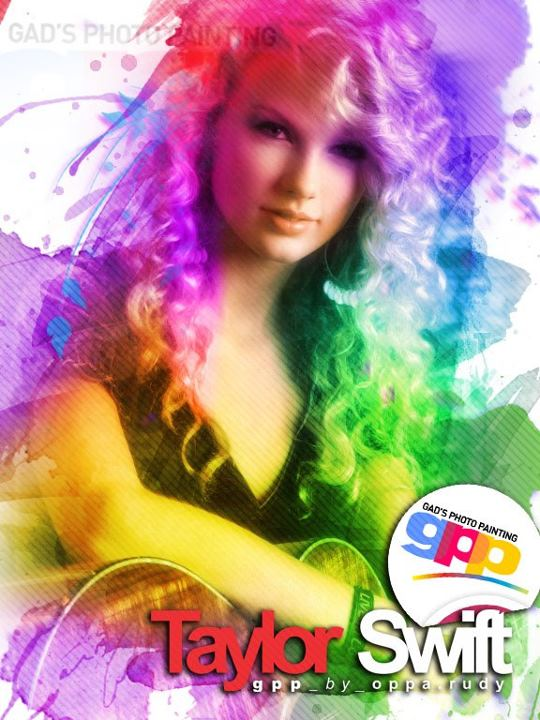 Taylor SWIFT by opparudy