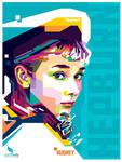 Audrey Hepburn WPAP