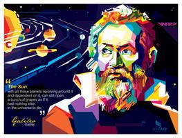 Galileo Galilei WPAP by opparudy