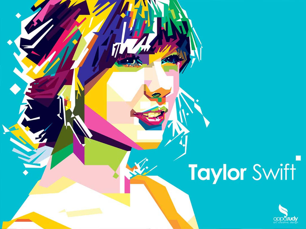 Taylor Swift 4 by opparudy