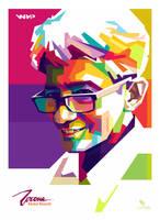 Wedha Abdul Rasyid founder of WPAP by opparudy
