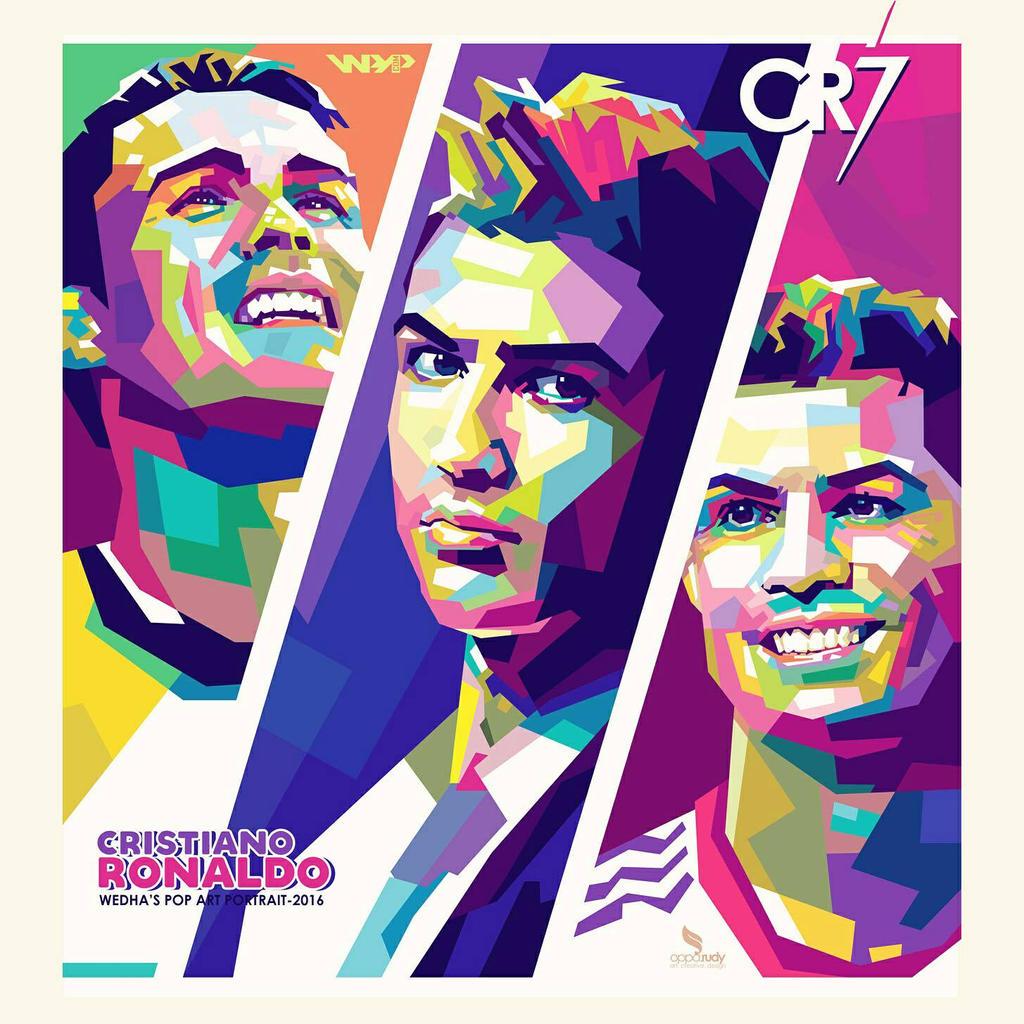 Cristiano Ronaldo WPAP by opparudy