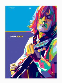 Brian Jones WPAP