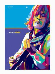 Brian Jones WPAP by opparudy