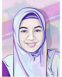 Vector Hijab  by opparudy