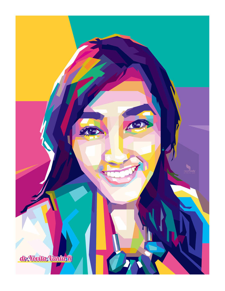 WPAP Portrait - ComissionWork by opparudy