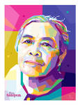 Grand Mother - WPAP by @opparudy