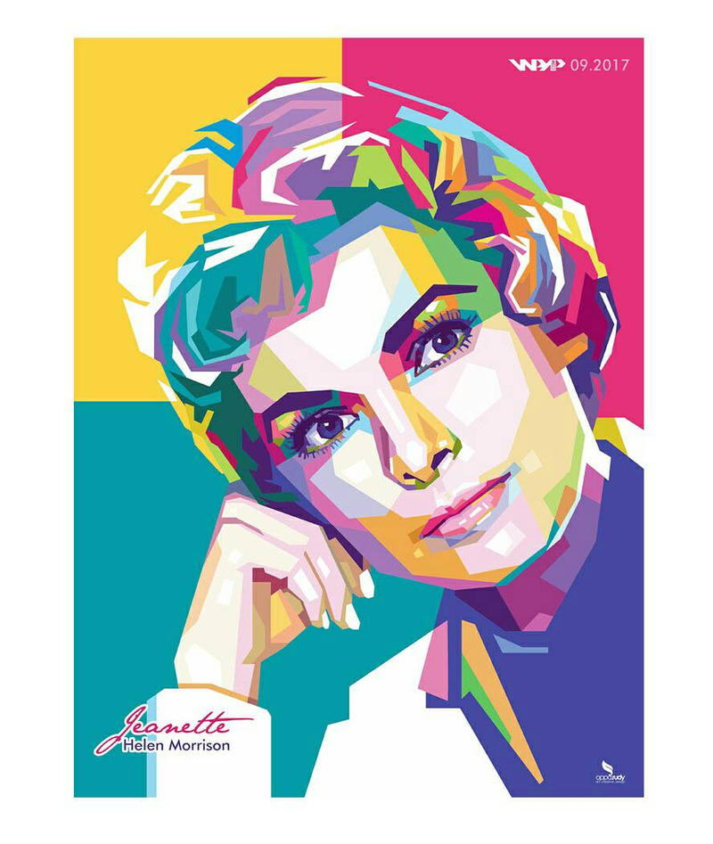 Janet Leigh WPAP by opparudy