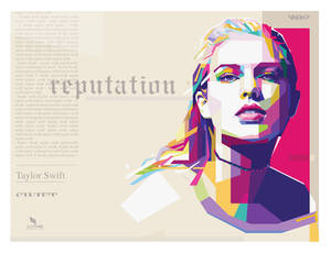 Taylor Swift Reputation - by @opparudy