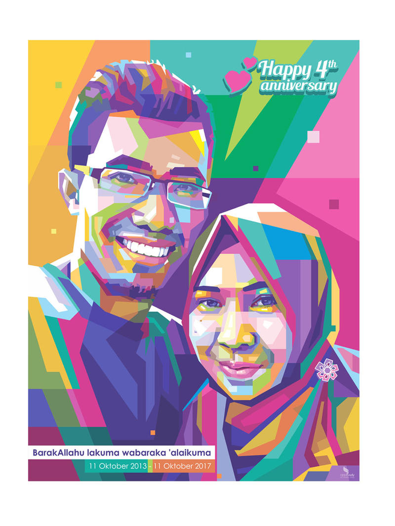 Couple WPAP by opparudy