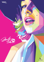 Marilyn Monroe - POP ART by opparudy
