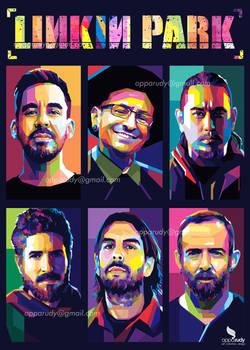 Linkin Park - Pop ART
