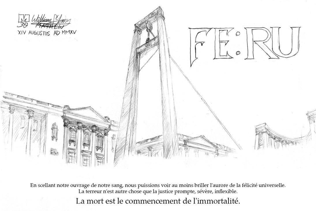 FERU campaign title by meto30