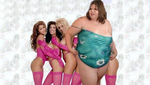 Fat Ugly Girl Bullied by Hot Women