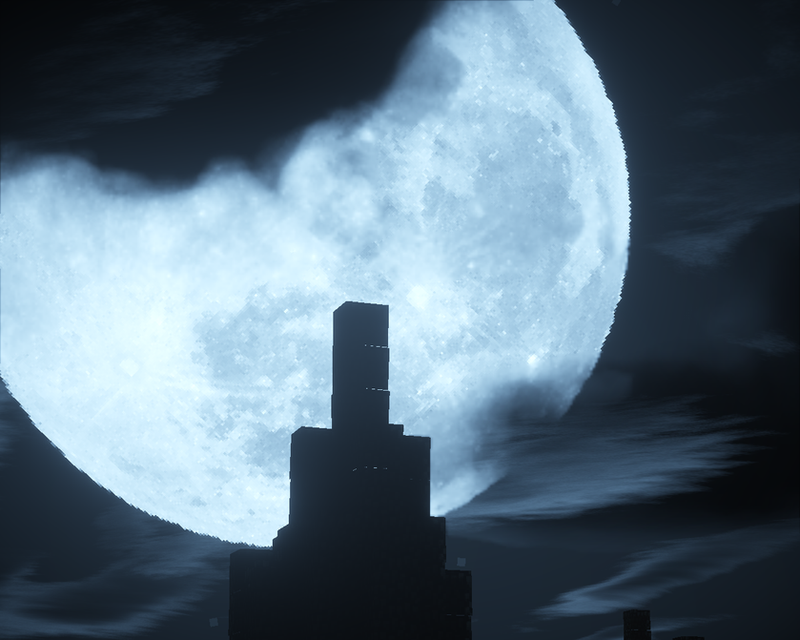 PhotoRes 0.91 Spooky Moon by Raysss