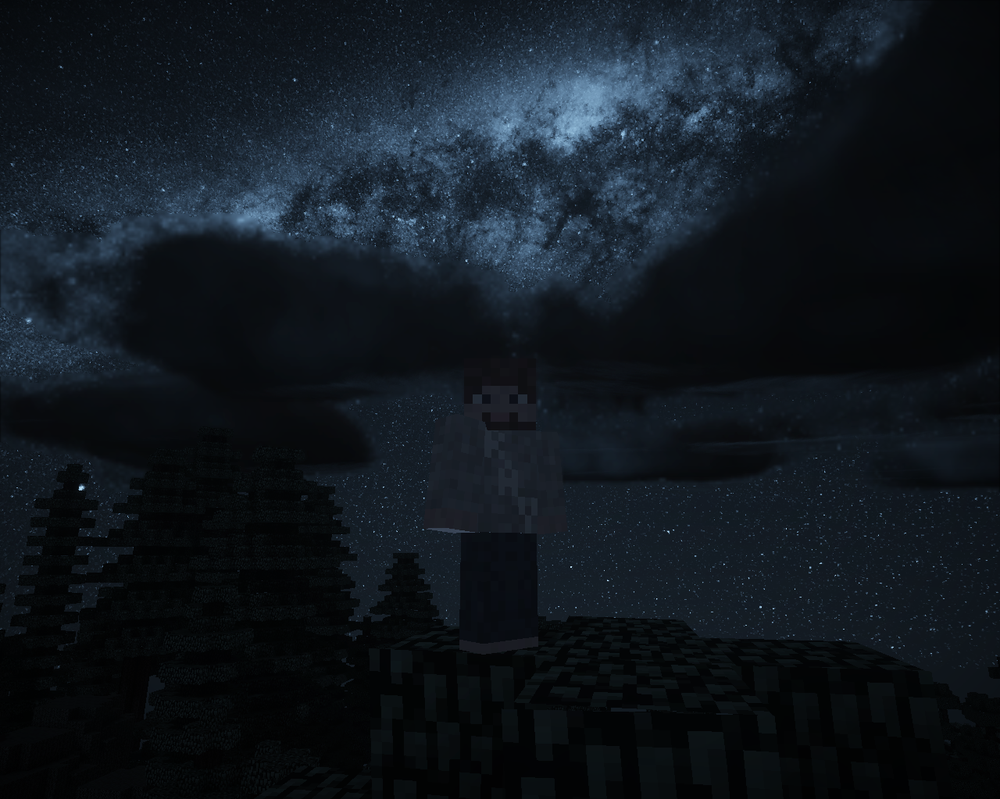 PhotoRes 0.91 Milkyway Galaxy for night sky 2 by Raysss