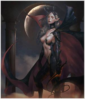 #Dark Queen