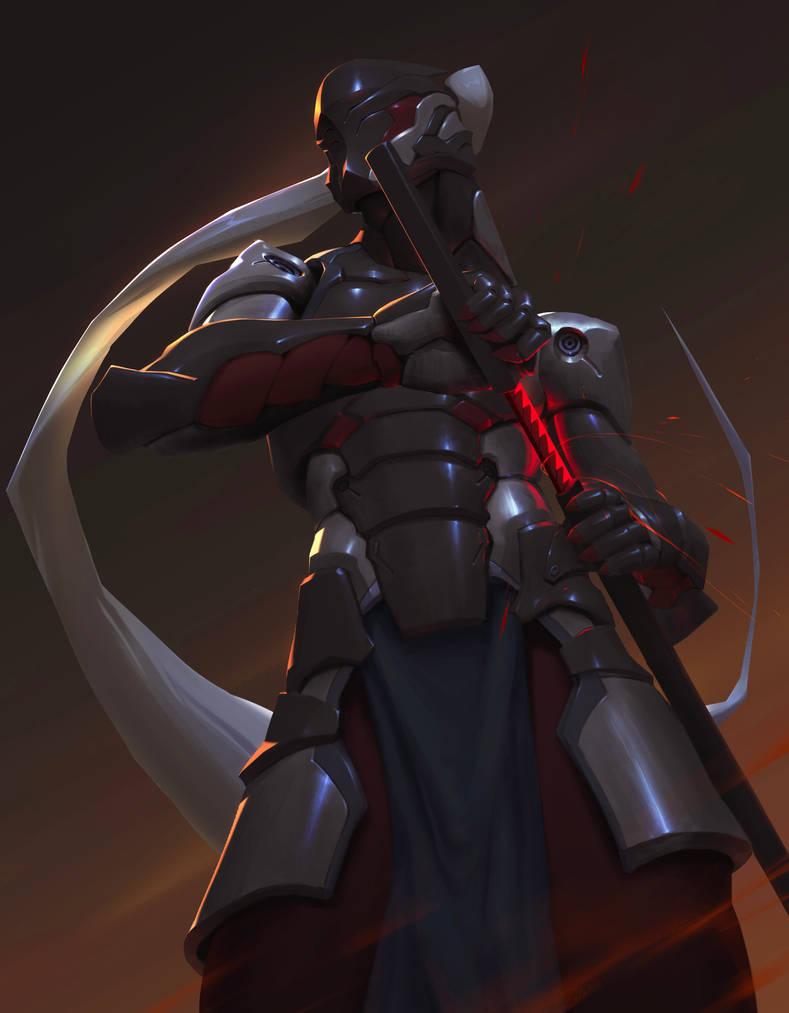 Awakening of the sword. by peterskore