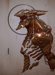 Mechanical Reaper type-blackMoon by peterskore