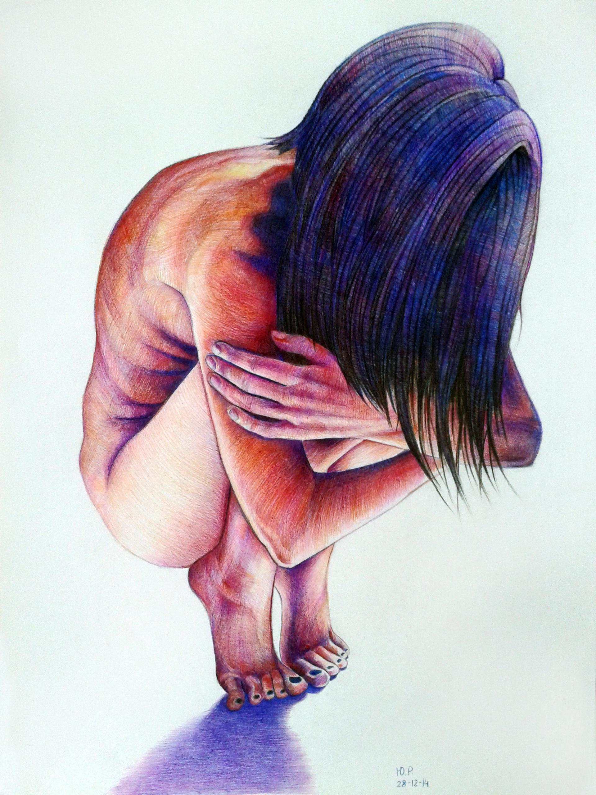 Crouched by YuskivRoman