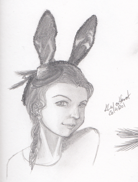 Hase by catferret