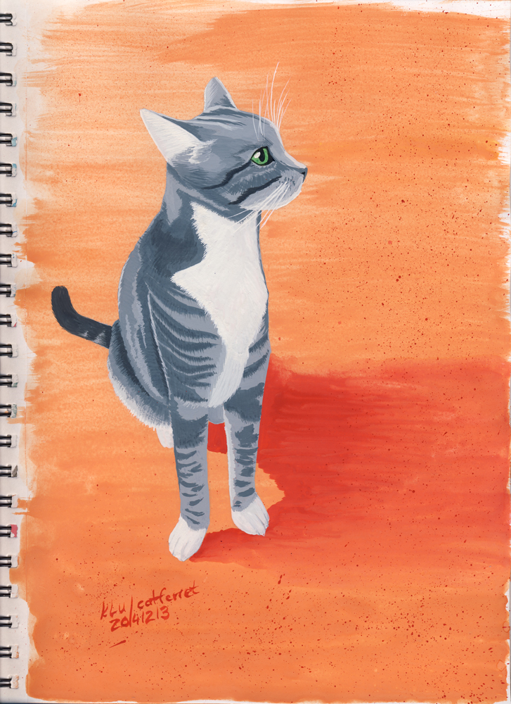 Kater by catferret