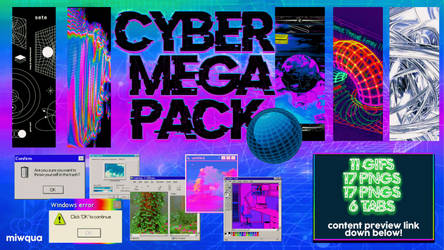 CYBER RESOURCES MEGAPACK