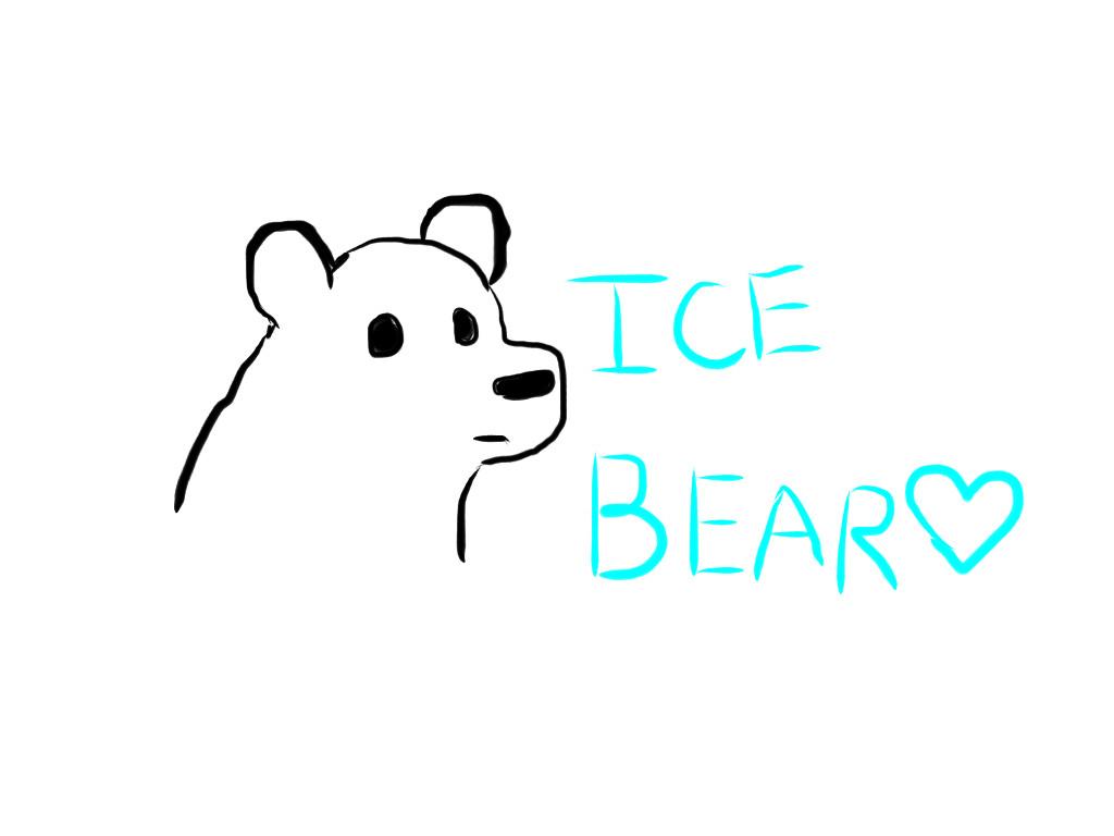 Ice bear by Revenir-Ghoul