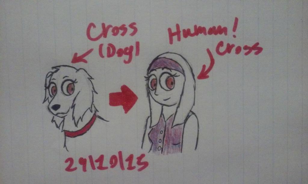 Ginga Nagareboshi Gin: Human! Cross My Headcannon by Revenir-Ghoul