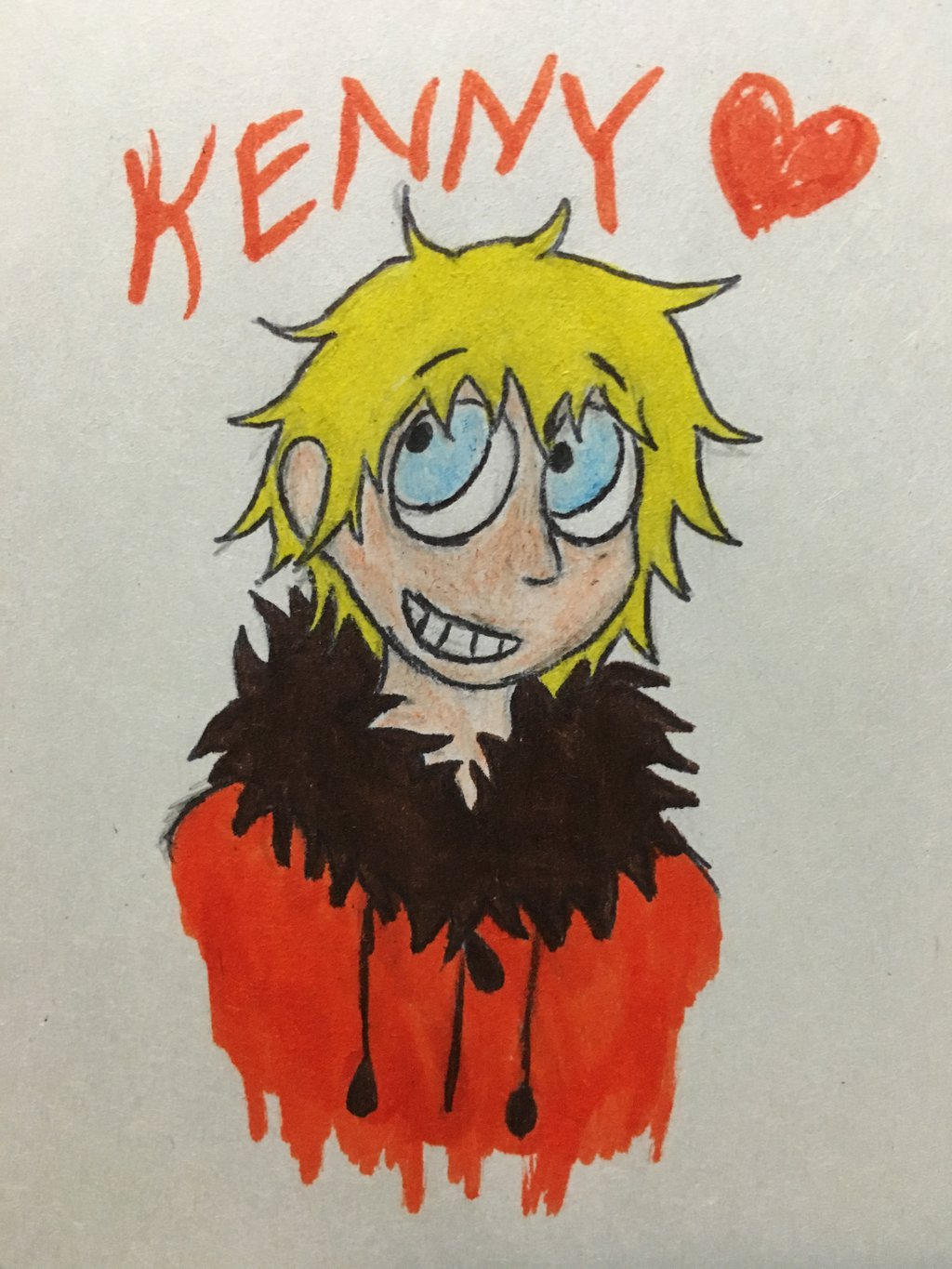 Kenny Babe by Revenir-Ghoul