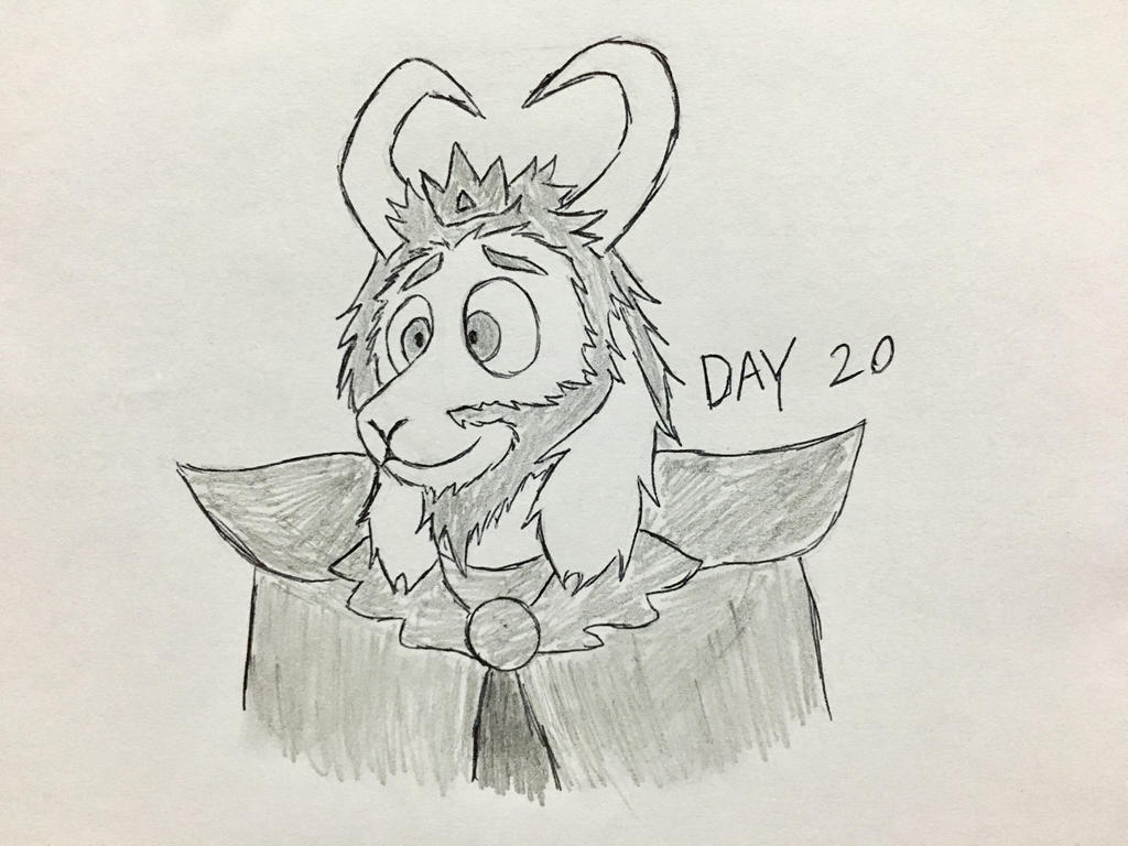 Inktober Day 20 by Revenir-Ghoul