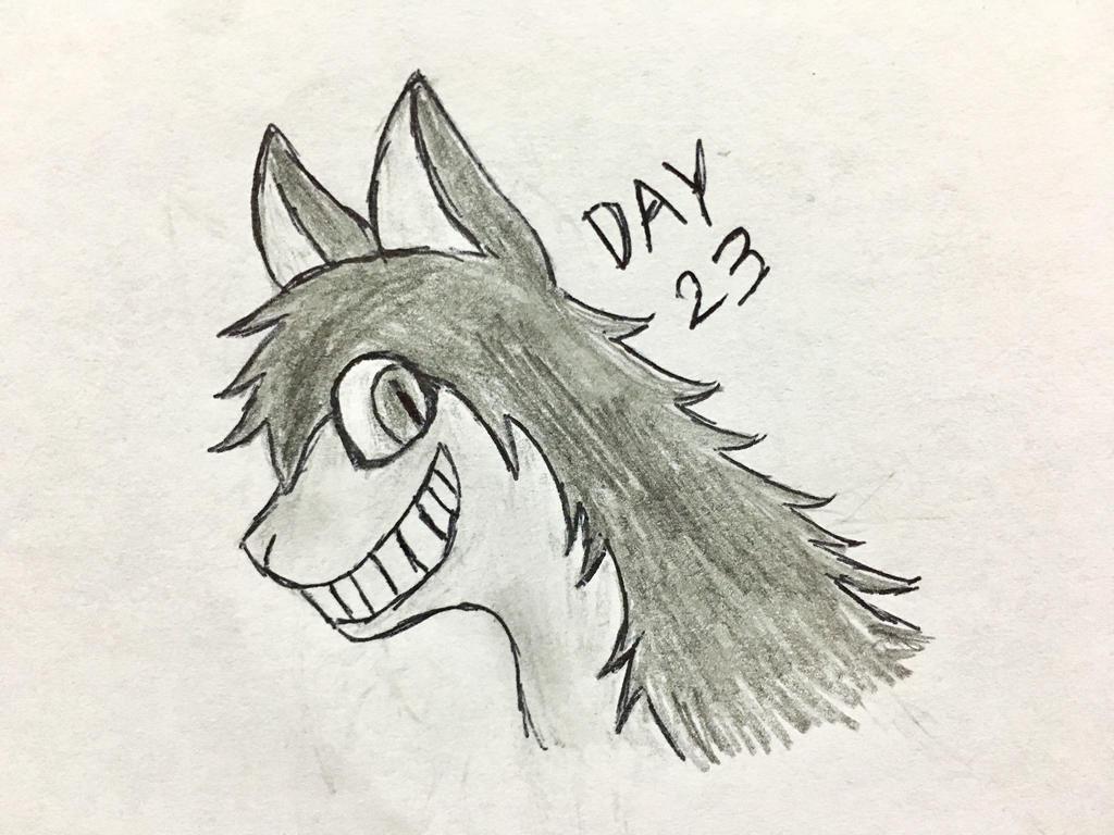 Inktober Day 23 by Revenir-Ghoul