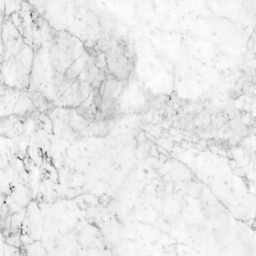 White Marble In The Kitchen