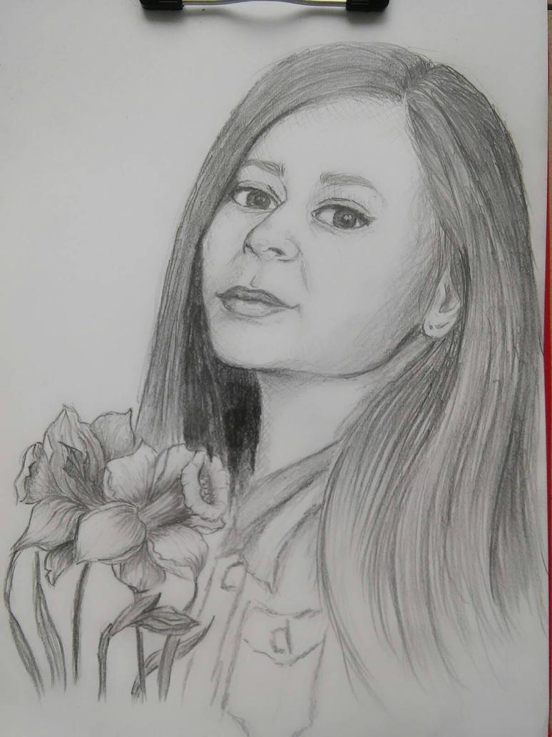 portrait by AnnyMedicine