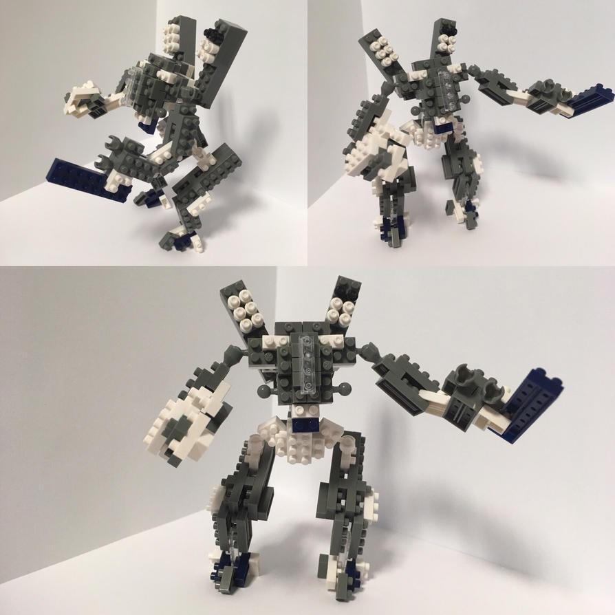 Tiny titan  by gw3nb0