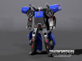 Autobot Tracks bot mode by rando3d