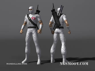 Storm Shadow - CobraCon 2010 by rando3d