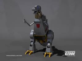 Grimlock - G1JOE NGSMOOV by rando3d