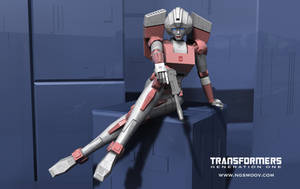 Transformers ARCEE 2 - NGSMOOV by rando3d