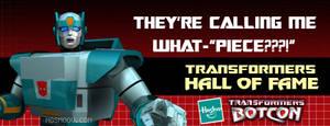 Whatpiece - Transformers gag