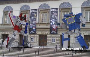 BotCon 2011 Hall of Fame event by rando3d