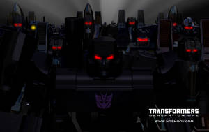 Faction Decepticon by rando3d