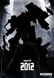 G1 Joe Teaser poster by rando3d