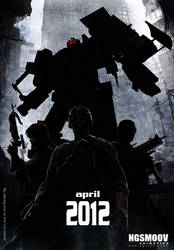 G1 Joe Teaser poster
