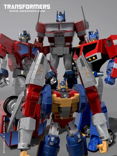 [Pro Art et Fan Art] Artistes à découvrir: Séries Animé Transformers, Films Transformers et non TF - Page 10 Prime_time_by_rando3d-d4yobhg
