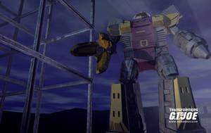 G1 Joe 2012 Omega by rando3d